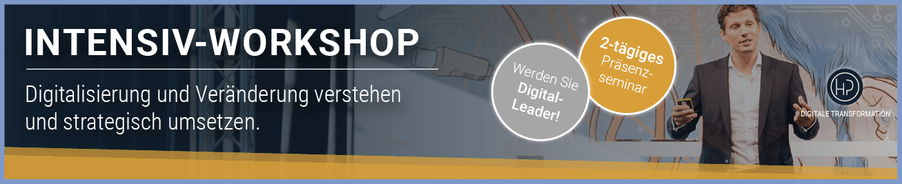 Workshop zur Digitalisierung