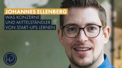 Interview Johannes Ellenberg