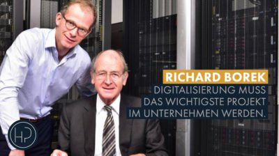 Interview Richard Borek