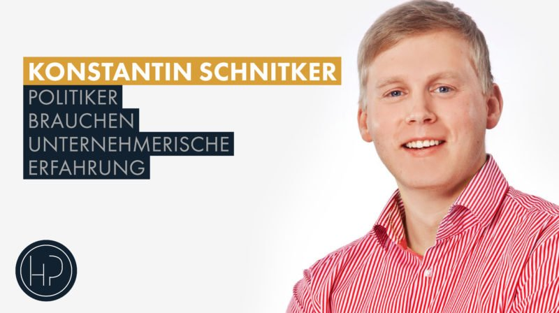 Interview Konstantin Schnitker