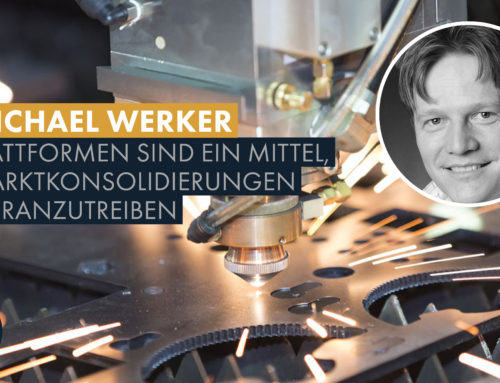 Von B2B Plattformen- Interview Michael Werker, Surplex