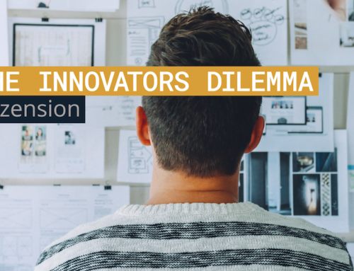 Rezension: Clayton Christensen, Innovator's Dilemma