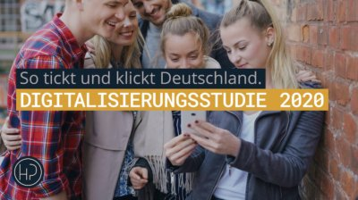 Digitalisierungstudie 2020